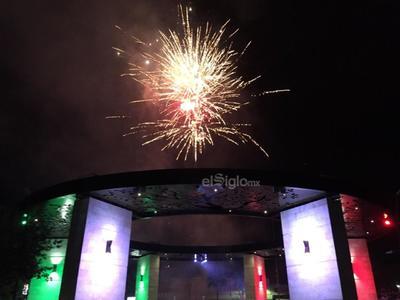 Realiza Monclova un Grito de Independencia si gente