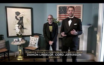 Llevan a cabo entrega virtual de los Emmys