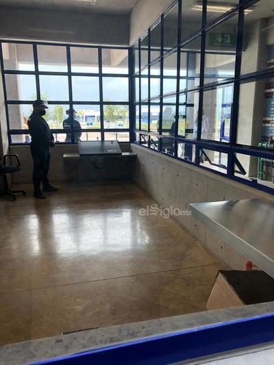 Resguardo. Las áreas ocupadas por el personal del Centro y el cuerpo de custodios están monitoreadas y resguardadas.