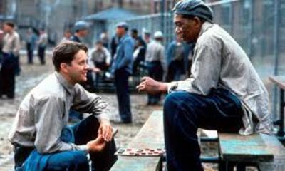 3. The Shawshank Redemption