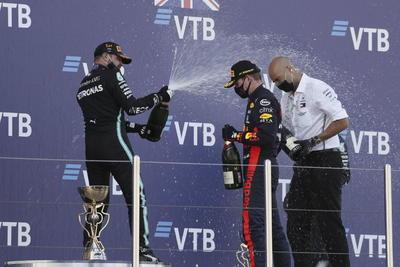 Logra Valtteri Bottas la victoria en el Gran Premio de Rusia