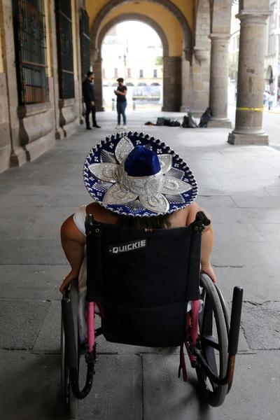 Miss Silla de Ruedas, el certamen de belleza para mexicanas con discapacidad