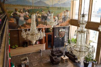 Los murales del Hotel Río Nazas