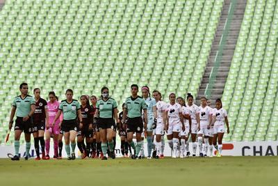 Igualan Guerreras del Santos Laguna y Tijuana en duelo sin goles