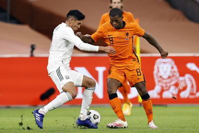 Con gol de penal, México vence a Holanda 1-0