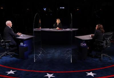 Debaten aspirantes a Vicepresidencia de EUA sobre racismo, comercio y pandemia