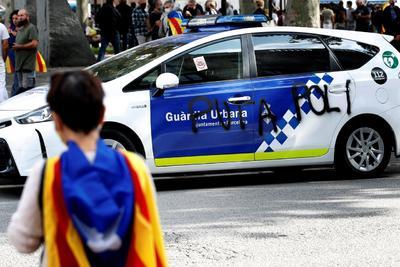 Salieron a la calle en Barcelona.