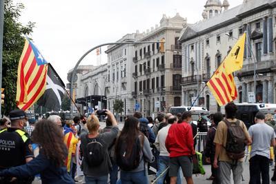 La manifestación transcurrió sin problemas.