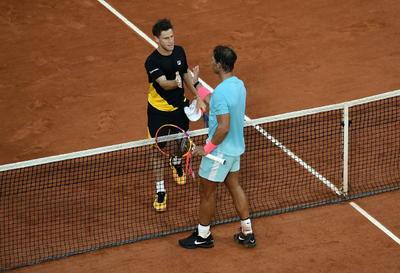 Rafael Nadal, el primer finalista de Roland Garros 2020