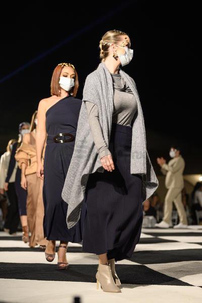 Cimaco realizó su tradicional desfile de modas otoño-invierno 2020