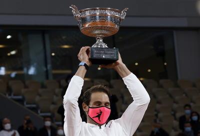 Rafael Nadal, campeón por treceava ocasión en el Roland Garros