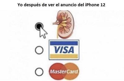 Llegan los memes del iPhone 12