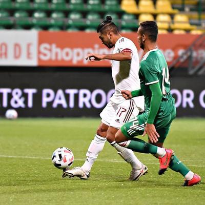 Estoy conforme con la gira, con lo que hicimos con Holanda y con la forma como enfrentamos el partido de hoy. Como lo presumimos, fue un partido intenso, de ida y vuelta, con control de partido en unos momentos de Argelia, en otros, de nosotros, observó.