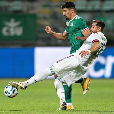 Pudimos haber ganado, pero es justo el empate, señaló el estratega, que con el duelo ante los argelinos suma 17 victorias, 2 empates y 1 derrota al frente de la selección mexicana.
