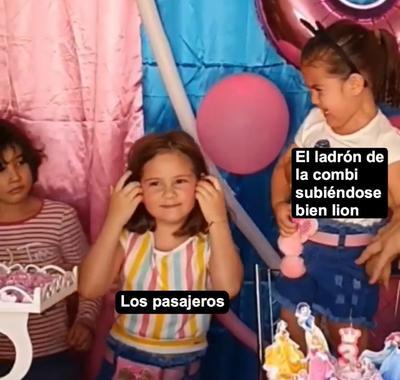 VIRAL: La niña del cumpleaños arrasa con memes en la red