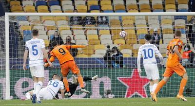 Con doblete de Álvaro Morata, Juventus gana en la Champions League