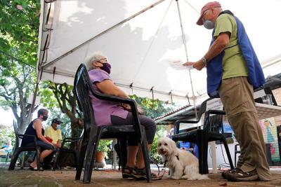 Residentes estadounidenses votan desde Jalisco