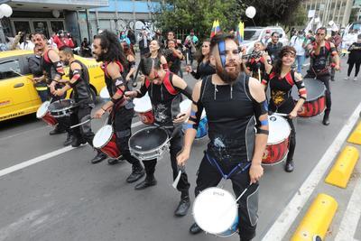 Se vive nueva jornada de paro nacional en Colombia