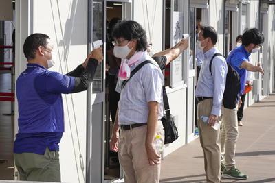 """Los organizadores de Tokio y el COI han indicado que barajan """"diversos escenarios"""" y que no será hasta inicios del año próximo cuando tengan un idea más clara sobre la organización segura de los Juegos Olímpicos."""