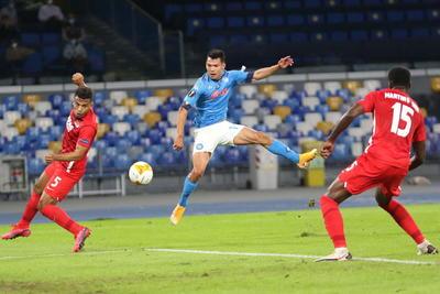 El conjunto de Gennaro Gatusso fue incapaz de dar la vuelta a la desventaja que lograron los visitantes con un gol de Dani de Wit a la hora de partido.