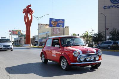 Finaliza La Carrera Panamericana 2020 en Torreón