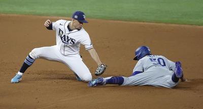 Dodgers se impone en el tercero de la Serie Mundial ante Tampa Bay