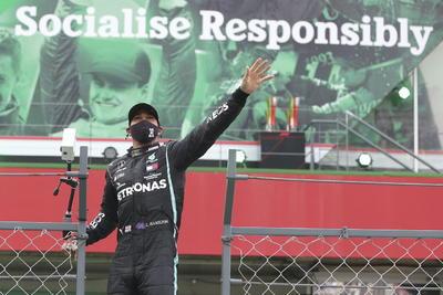 Hamilton se lleva el Gran Premio de Portugal y supera en triunfos a Schumacher