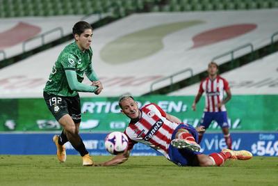 Santos Laguna asegura el repechaje venciendo al Atlético de San Luis