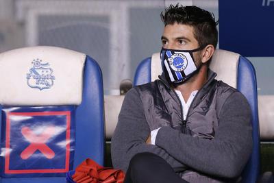 Alex Diego fue despedido de los Gallos Blancos del Querétaro a dos fechas de que termine la temporada regular.