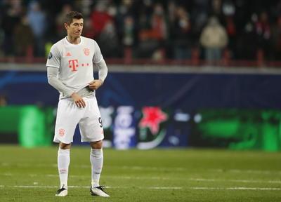 Parecía un nuevo día en la oficina para el Bayern cuando el omnipresente Goretzka marcó al cuarto de hora de juego, pero en la segunda parte al campeón de Europa le faltaron ideas y, sorprendentemente, físico.