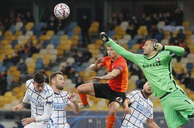 Con a la vista dos partidos consecutivos ante el Borussia Monchngladbach, a priori más accesible que los dos contra el cuadro madridista e interista, el Shakhtar es inesperado líder del grupo, mientras que el Inter suma dos puntos.