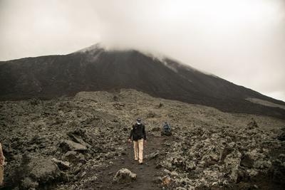 Extrañan el turismo del volcán Pacaya de Guatemala