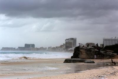 Resiente Caribe mexicano paso del huracán 'Zeta'