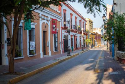 El Centro Histórico es una de los más grandes atractivos de la ciudad, aquí podemos encontrar: La Plazuela Machado, la más antigua de la ciudad, el Teatro Ángela Peralta y la Catedral de la Inmaculada Concepción.