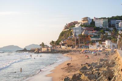 La Zona Dorada es por excelencia el sector preferido para los turistas.