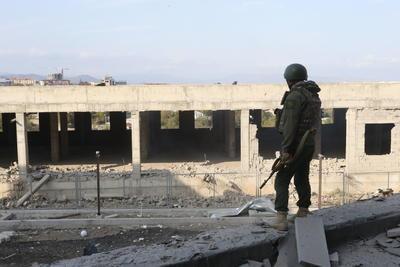 Armenia y Azerbaiyán rompen tregua regresando con intenso combate