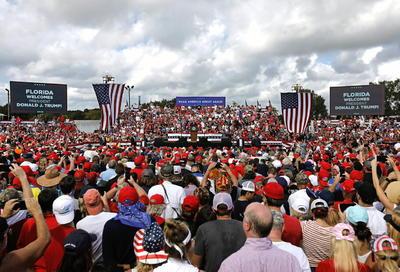 En recta final, apuesta Donald Trump por votos en Florida