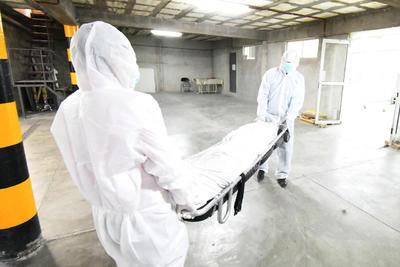 Las funerarias han resentido la pandemia.