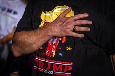 Donald Trump lanza frenético cierre de campaña para revertir encuestas