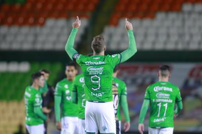 Santos Laguna cae 1-2 frente al León
