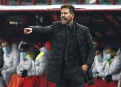 Atlético de Madrid deja dos puntos en Moscú