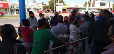 Clausuran bancos de Torreón por omisiones sanitarias
