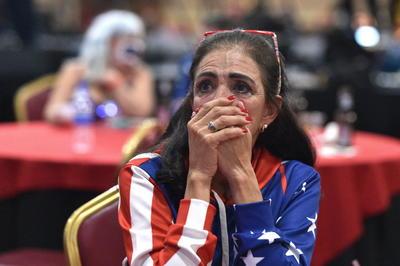 Hasta ahora, las proyecciones de los principales medios estadounidenses, dan a Biden 248 de los 270 delegados necesarios para adjudicarse la victoria frente a los 214 del gobernante republicano y aspirante a la reelección.
