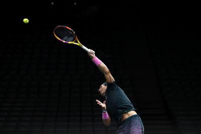 El triunfo no fue un paseo para el favorito número 1 del torneo, que volvía a la competición tras su decimotercer trofeo en Roland Garros, que conquistó logrando su victoria número 100 en la tierra batida parisiense.