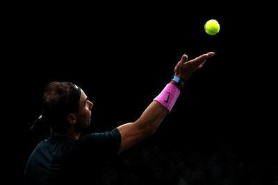 Enfrente estaba la experiencia de López, un tenista que venía de ganarle los dos últimos duelos y al que no derrotaba desde 2012.