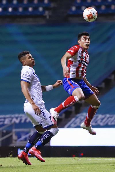 Puebla amarra repechaje venciendo a San Luis