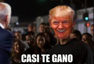 'Adiós Trump'; Joe Biden gana elecciones de EUA y los memes lo celebran