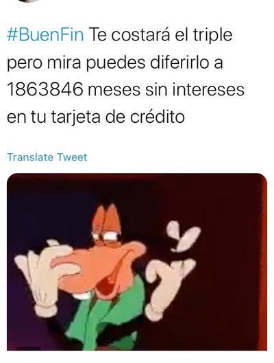 Las ofertas del Buen Fin llegan con memes en su primer día