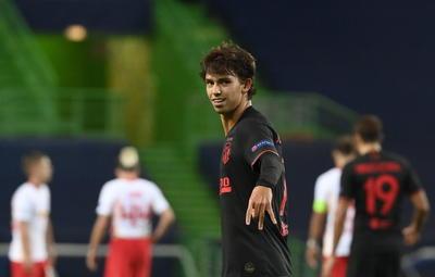 En gran momento, Joao Félix cumple 21 años