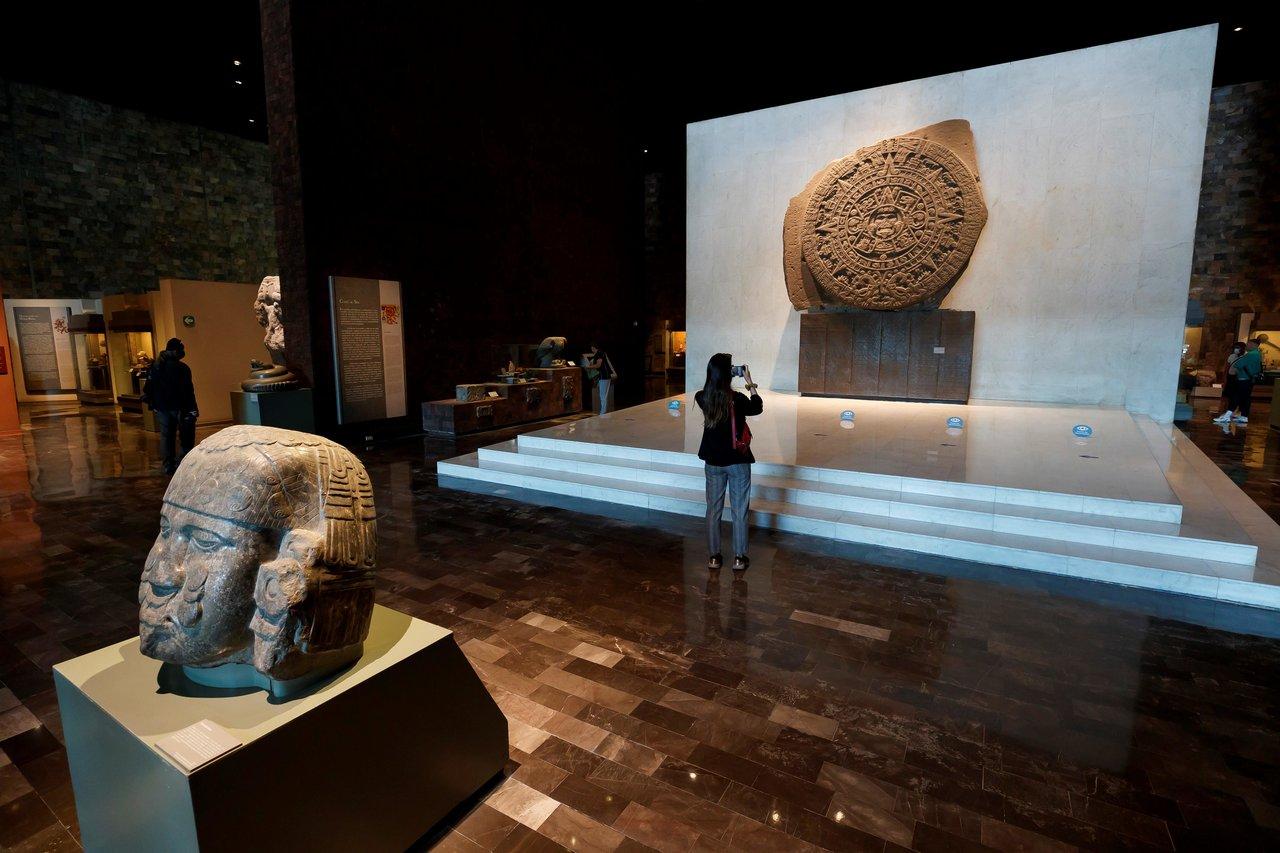 Reabre Museo Nacional de Antropología